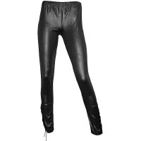 Женские легинсы TM Spiral - Lace Leatherlook Leggins