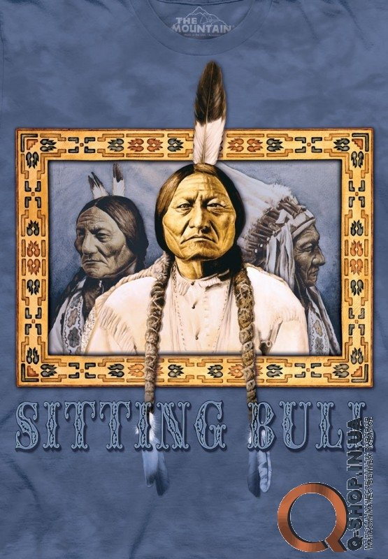 Sitting bull mountain
