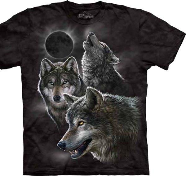 Майки с волком